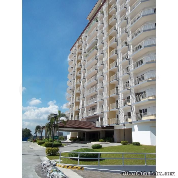 1st picture of 1 Bedroom Condo with Balcony for sale at Field Residences adjacent to SM Sucat For Sale in Cebu, Philippines