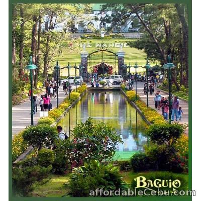 1st picture of Baguio tour package, 4 nights stay at Regal Lexber Homes Offer in Cebu, Philippines