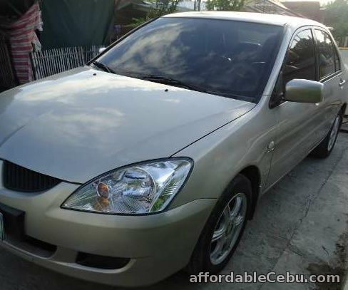 1st picture of Mitsubishi Lancer GLS 2005 For Sale in Cebu, Philippines