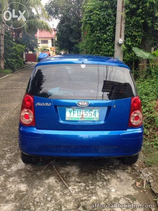 1st picture of Kia Picanto 2008 For Sale in Cebu, Philippines