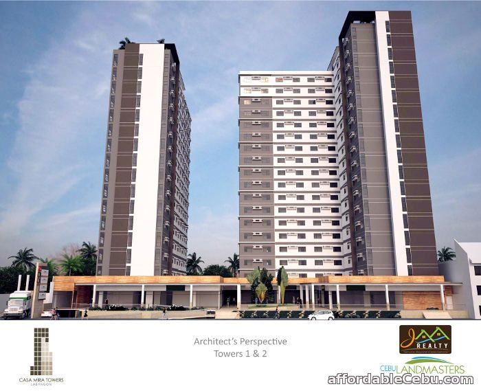 1st picture of Affordable elegance - Casa Mira Towers - Labangon For Sale in Cebu, Philippines