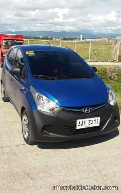 1st picture of Hyundai Eon GL 2014 For Sale in Cebu, Philippines