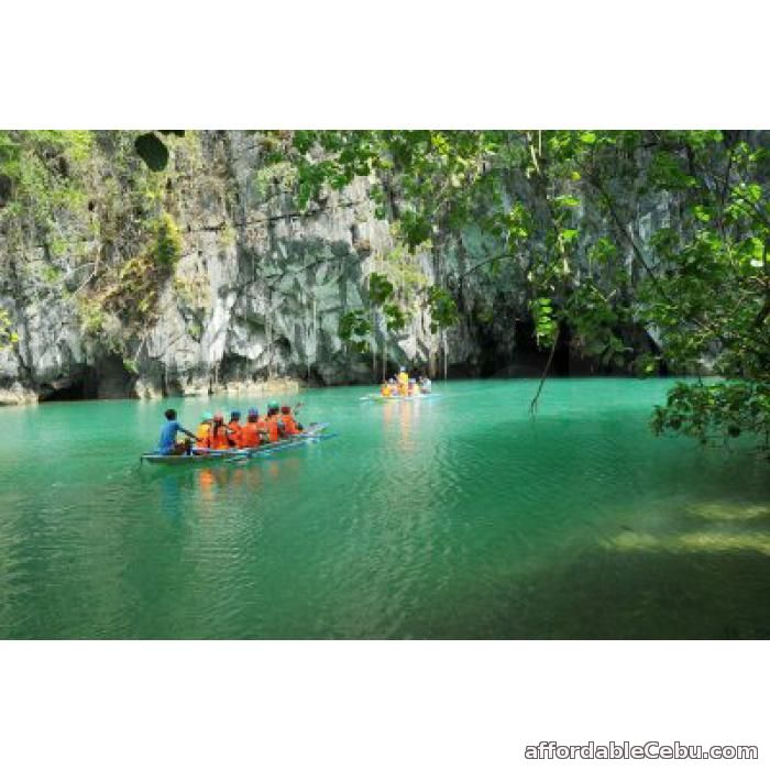 1st picture of Puerto Princesa Tour Package for 4 Adventurous Barkadas Offer in Cebu, Philippines