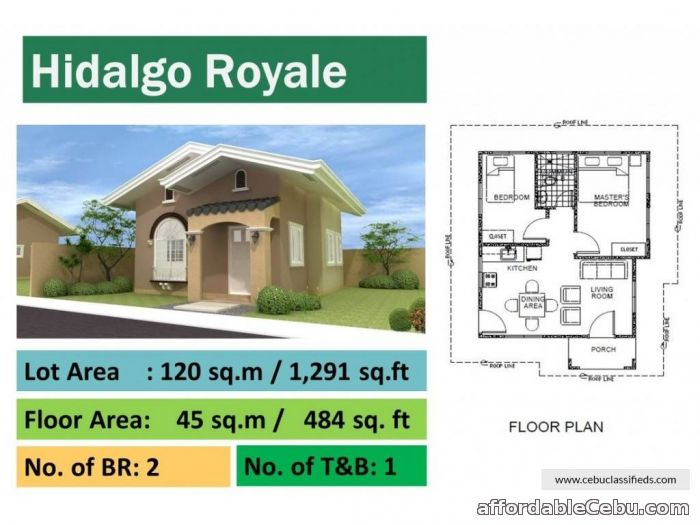 4th picture of House For Sale in Cebu Lapu2x City Solare For Sale in Cebu, Philippines