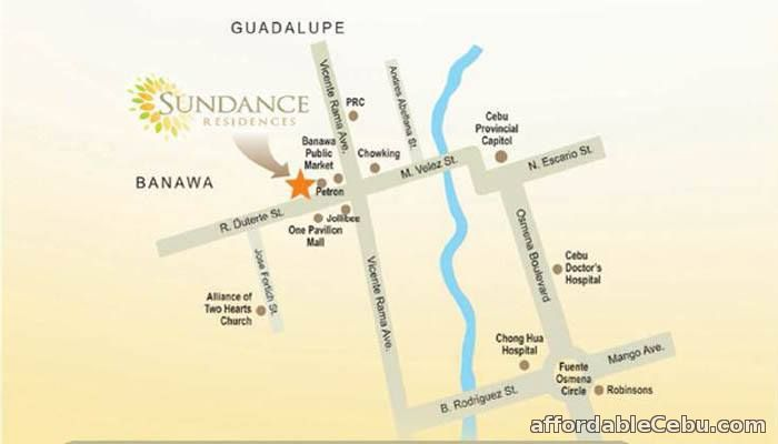 5th picture of Condo for sale at Sundance Residences For Sale in Cebu, Philippines