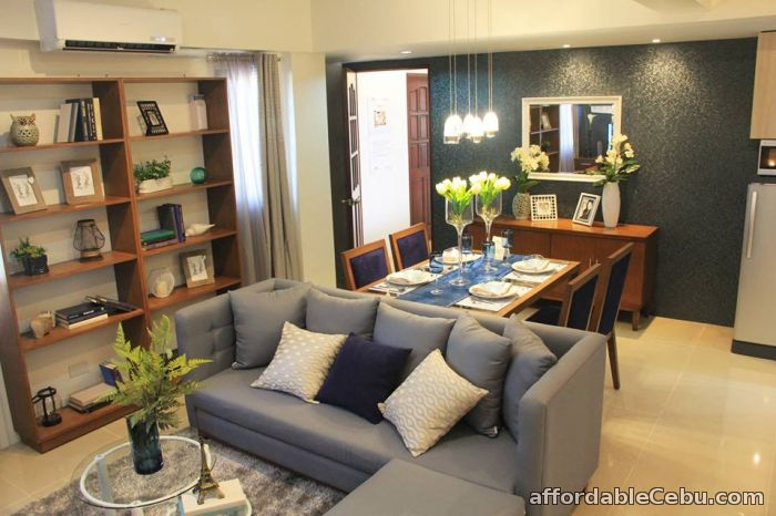 3rd picture of The Courtyards At Brookridge 2 Bedroom For Sale in Cebu, Philippines