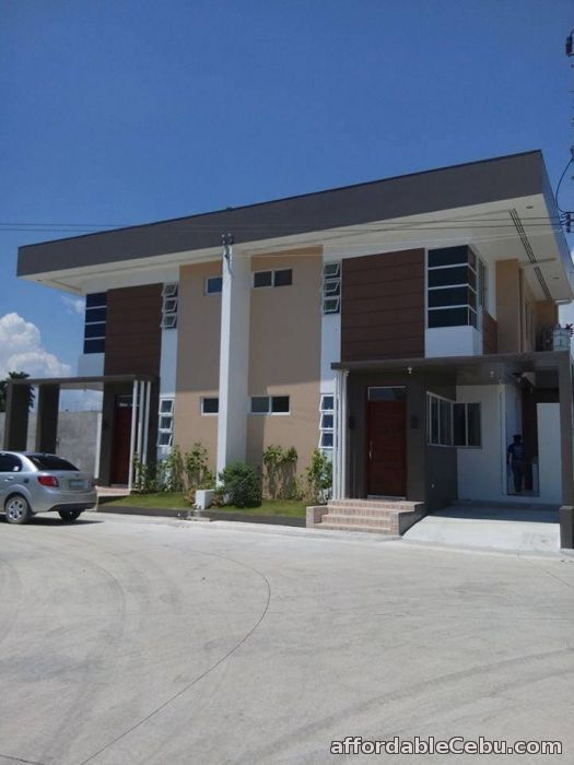 1st picture of House & Lot For Sale Along The Road 88 Brookside Residences For Sale in Cebu, Philippines
