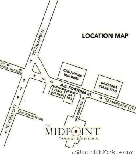 5th picture of condo for sale at The MIDPOINT Residences,cebu city For Sale in Cebu, Philippines