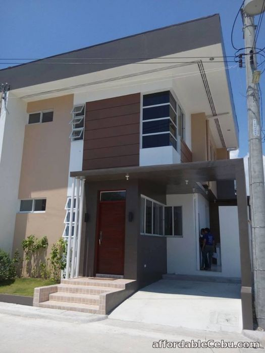 2nd picture of House & Lot For Sale Along The Road 88 Brookside Residences For Sale in Cebu, Philippines