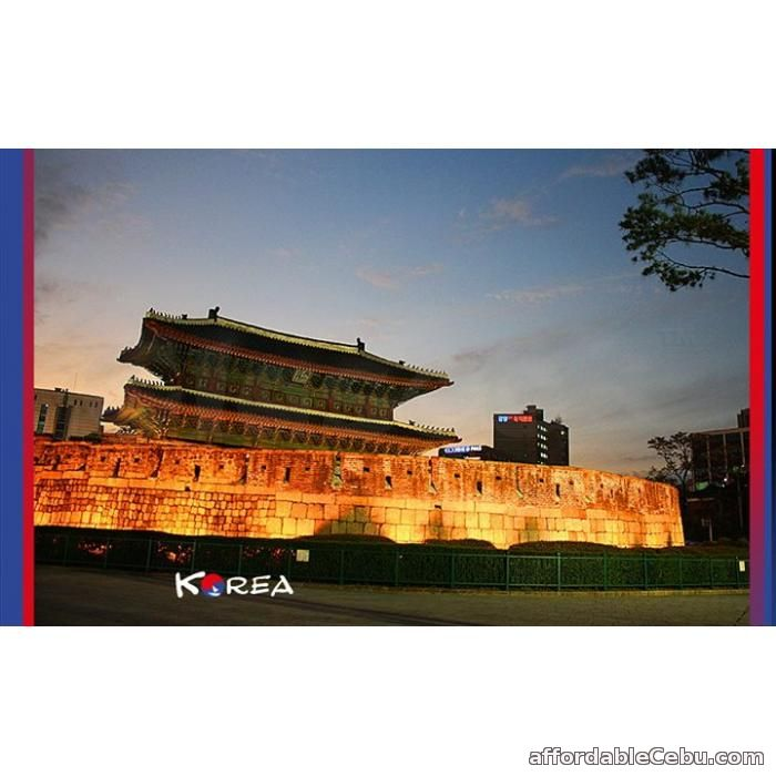 1st picture of 3 nights Korea Tour Package, Free and Easy New Boolim Seoul Hotel Offer in Cebu, Philippines