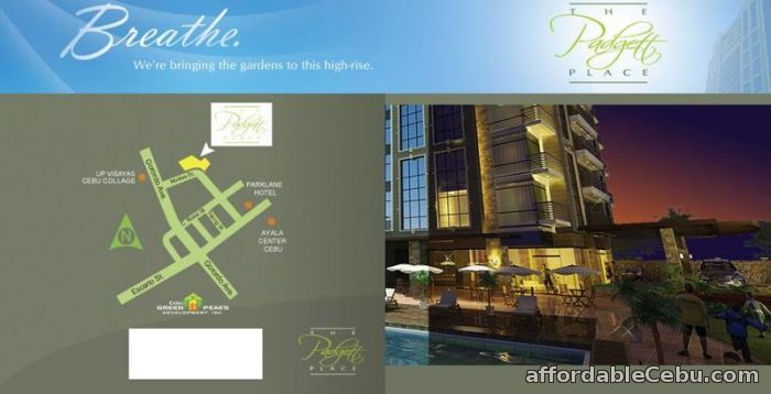 5th picture of condo for sale at The Padgett Place Gorordo, Lahug Cebu city For Sale in Cebu, Philippines
