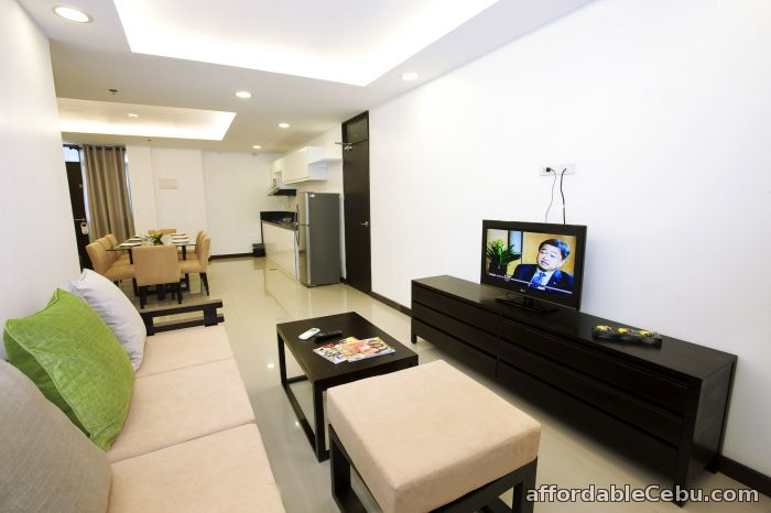 2nd picture of Studio/with bedroom condo for rent at Copenhagen Res. Sinulog Promo! For Rent in Cebu, Philippines