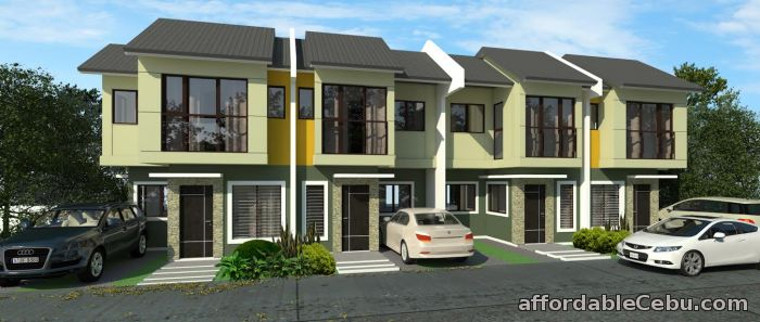 1st picture of St. Francis Hills Townhouse at Tolotolo, Consolacion, Cebu For Sale in Cebu, Philippines