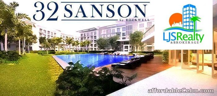 Condo For Sale At 32 Sanson Residences Lahug Cebu City For