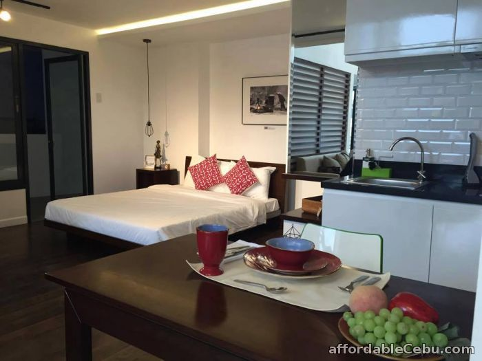 2nd picture of condo for sale at Northstar Condominium,Mandaue city For Sale in Cebu, Philippines