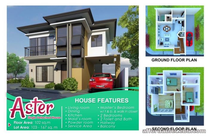 1st picture of ANAMI HOMES -- Consolacion, Cebu For Sale in Cebu, Philippines