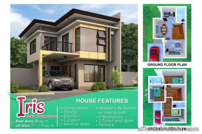 3rd picture of ANAMI HOMES -- Consolacion, Cebu For Sale in Cebu, Philippines