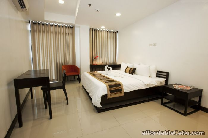 5th picture of Studio/with bedroom condo for rent at Copenhagen Res. Sinulog Promo! For Rent in Cebu, Philippines