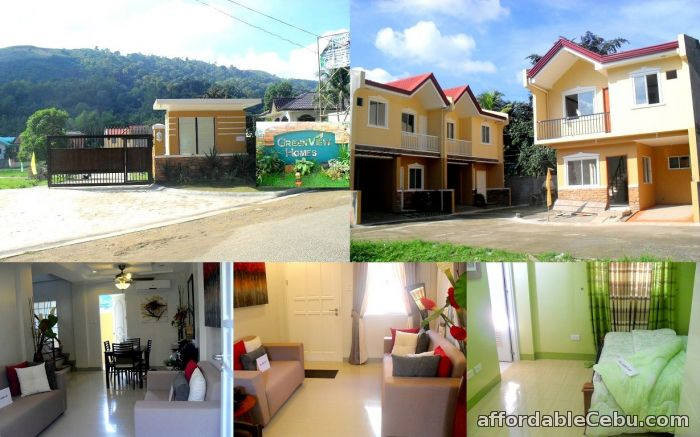 2nd picture of house for sale at greenview homes guadalupe,cebu city For Sale in Cebu, Philippines