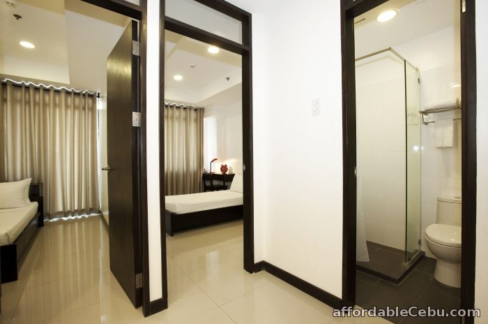4th picture of Studio/with bedroom condo for rent at Copenhagen Res. Sinulog Promo! For Rent in Cebu, Philippines
