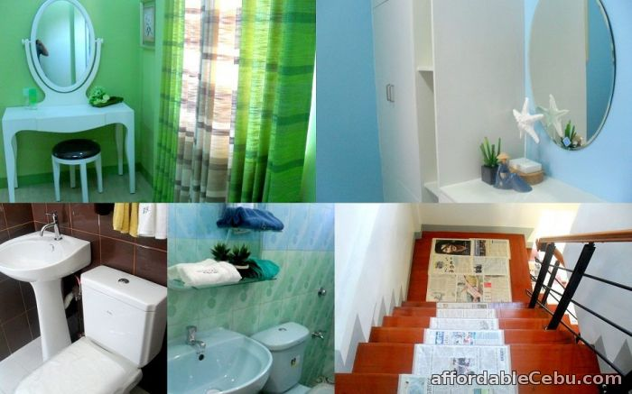 4th picture of house for sale at greenview homes guadalupe,cebu city For Sale in Cebu, Philippines