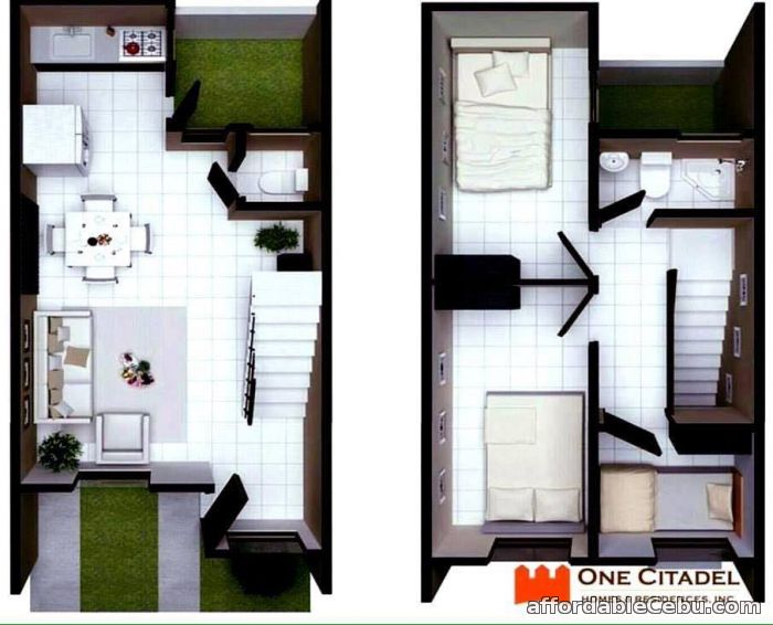 4th picture of ONE CITADEL HOMES & RESIDENCES (1.6M) For Sale in Cebu, Philippines