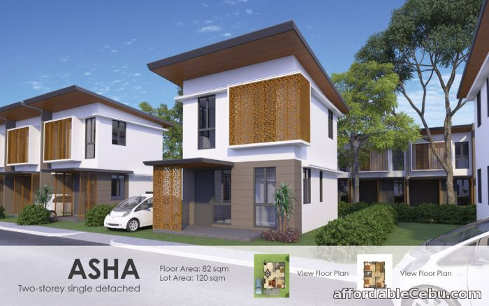 1st picture of 4 bedrooms house and lot for sale in compostela cebu For Sale in Cebu, Philippines
