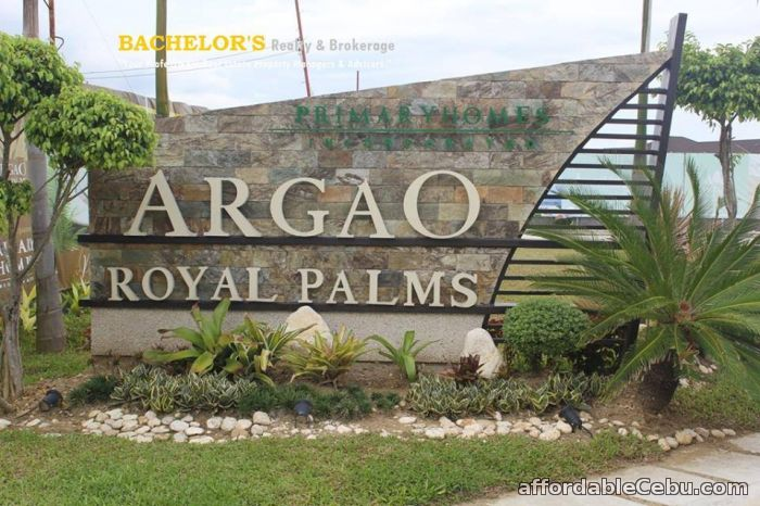 4th picture of Argao Royal Palms Lombardy House Model For Sale in Cebu, Philippines