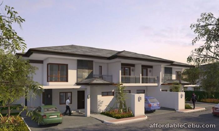 1st picture of Luxury townhouse with 3 bedrooms in talamban cebu For Sale in Cebu, Philippines