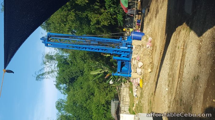1st picture of deep well drilling For Rent in Cebu, Philippines