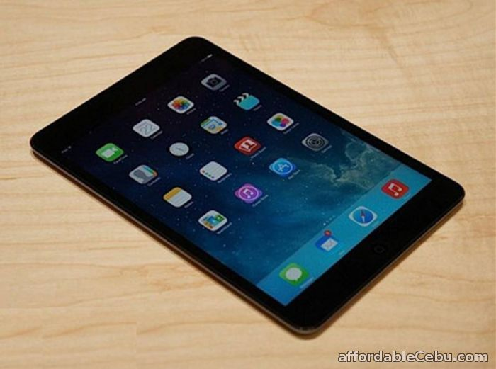 2nd picture of Brandnew 100%! Original Apple iPad Mini WiFi + Cellular (LTE) for P12,990 Only For Sale in Cebu, Philippines