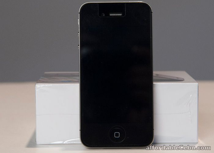 1st picture of For Sale! Brand New Original iPhone 4s (Limited Stocks) for P8,450 Only For Sale in Cebu, Philippines