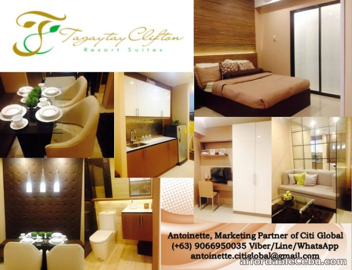 2nd picture of TAGAYTAY PROPERTY (RECOMMENDED BY BOSSING) NO DP AT 0% INTEREST Offer in Cebu, Philippines