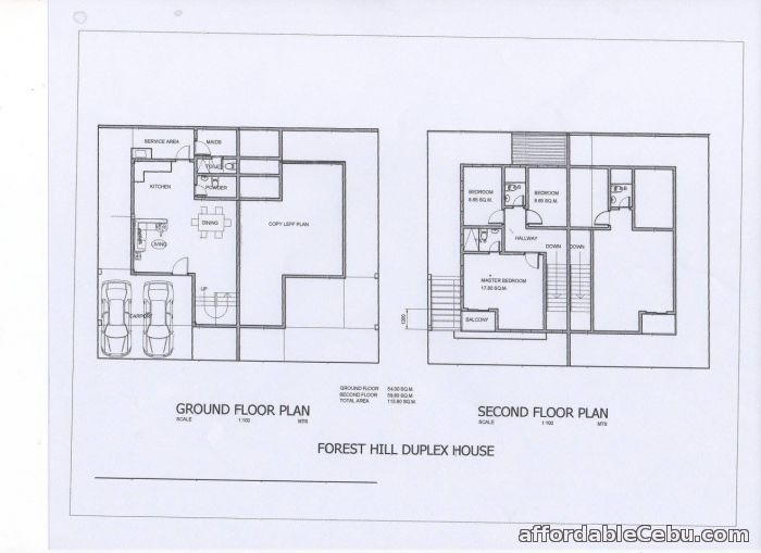 4th picture of House & Lot For Sale in Cebu Dreamhomes at Forest Hills Banawa For Sale in Cebu, Philippines