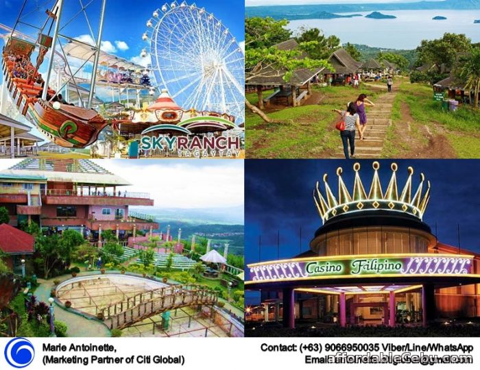 1st picture of TAGAYTAY PROPERTY (RECOMMENDED BY BOSSING) NO DP AT 0% INTEREST Offer in Cebu, Philippines