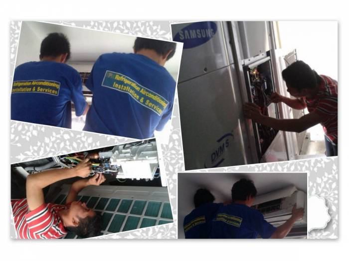 2nd picture of aircon specialist repair installation cleaning vrv, vrf, split,window Looking For in Cebu, Philippines