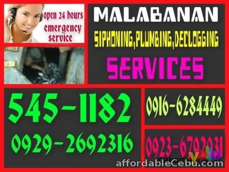1st picture of JLj malabanan manual cleaning septic tank services 545-1182/09166284449 Offer in Cebu, Philippines