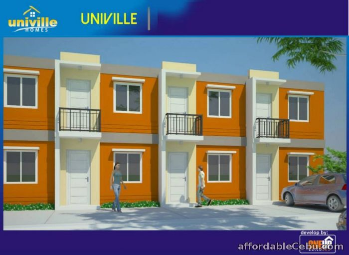 4th picture of House & Lot For Sale in Cebu Univille Homes For Sale in Cebu, Philippines