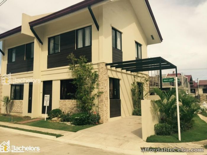 1st picture of Luanahomes RFO 2Storey 3BR Townhouse Subdivision For Sale in Cebu, Philippines
