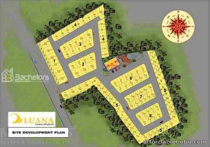 3rd picture of Luana Homes Subdivision Duplex For Sale in Cebu, Philippines