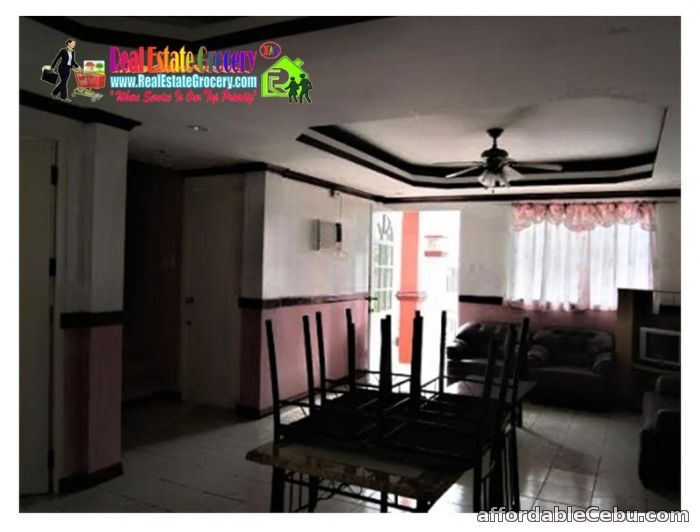 5th picture of For Rent : P20K Semi Furnish Unique Townhouse with 4BR 3CR 1CP For Rent in Cebu, Philippines