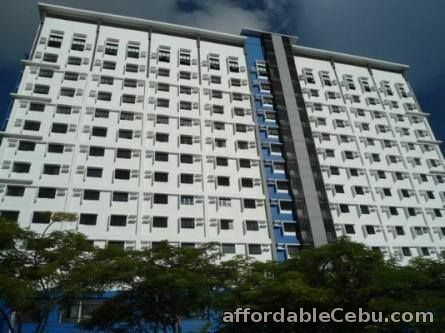 1st picture of Studio Unit condo for sale at Eagle's Nest,Canduman Mandaue City For Sale in Cebu, Philippines