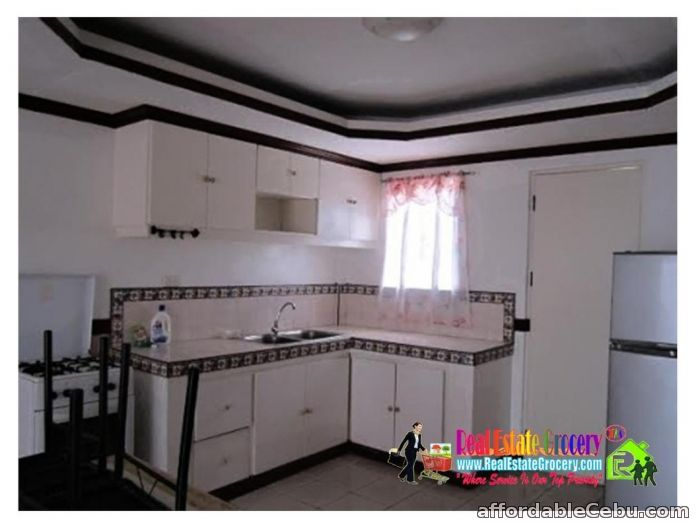 4th picture of For Rent : P20K Semi Furnish Unique Townhouse with 4BR 3CR 1CP For Rent in Cebu, Philippines