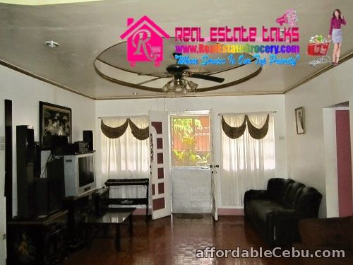 4th picture of RUSH SALE : P1.8M BUNGALOW HOUSE 3BR 2CR 4CP LA187sqm FA92sqm ​ For Sale in Cebu, Philippines