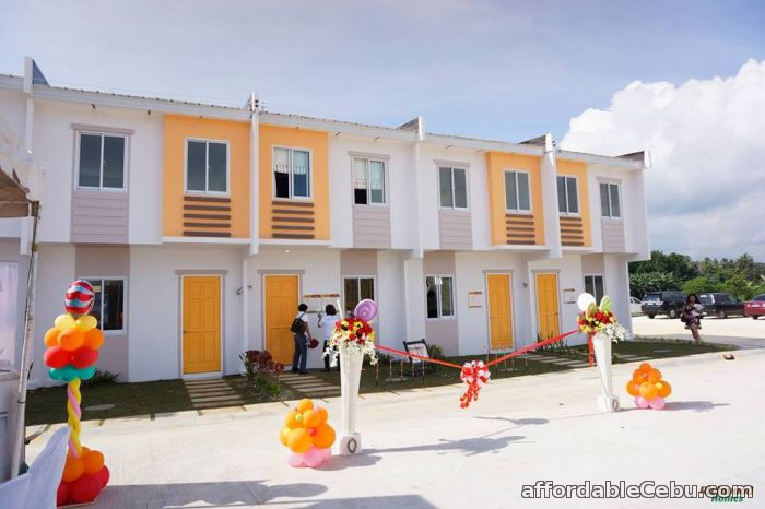 1st picture of house and lot for sale at Richwood Homes,Compostela Cebu For Sale in Cebu, Philippines