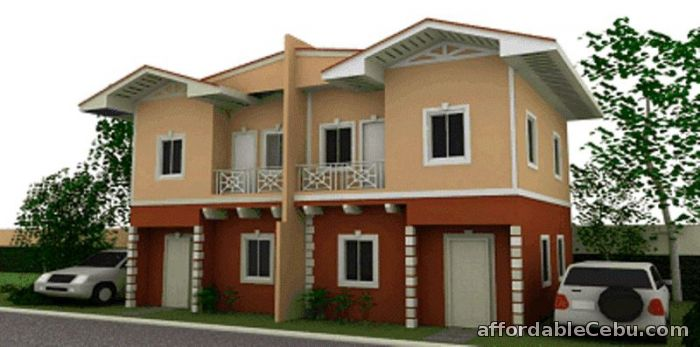 1st picture of Garden Bloom Villas-JASMINE For Sale in Cebu, Philippines