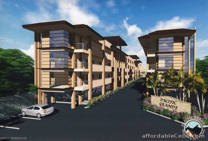 1st picture of Pacific Grande Residences Studio Unit For as low as 2,845/month For Sale in Cebu, Philippines
