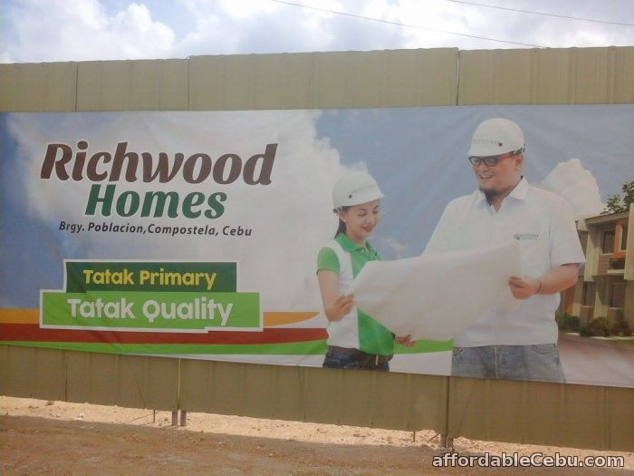 2nd picture of House & Lot For Sale in Richwood Subdivision Compostela,Cebu For Sale in Cebu, Philippines