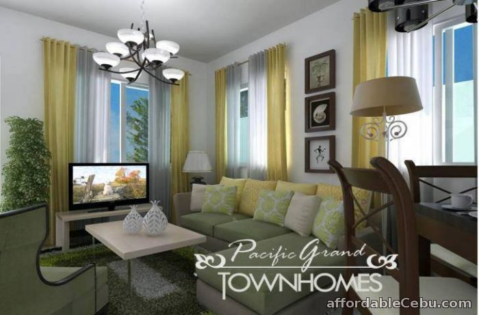 2nd picture of Pacific Grand Villas (Townhouses) - Marigondon, Lapulapu For Sale in Cebu, Philippines