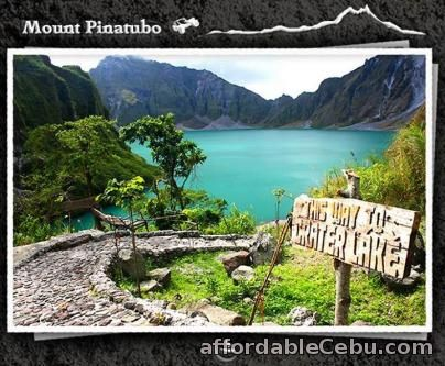 1st picture of More of a tourist destination, the Mt Pinatubo tour Offer in Cebu, Philippines